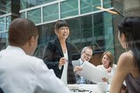 Capital Fund International customer meeting